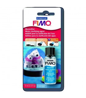 FIMO water clarifying agent