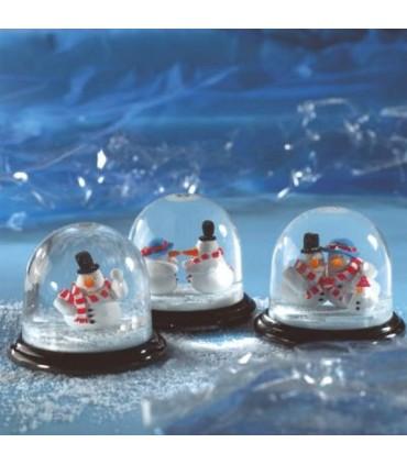 FIMO glob de zăpadă mic