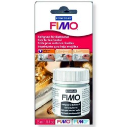 FIMO size for leaf metal