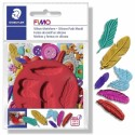FIMO Silicone Mould Feathers