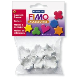 FIMO shaped cutters metal 8724-03