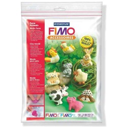 FIMO mould farm animals 8742-01