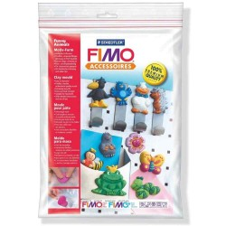 FIMO matriță animale hazlii 8742-09