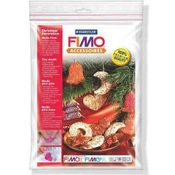 FIMO mould Christmas decorations 8742-35