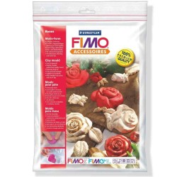 FIMO mould roses 8742-36