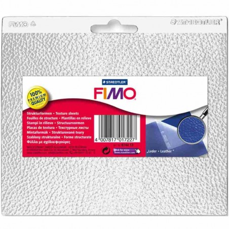 FIMO texture sheets: Leather 8744-13