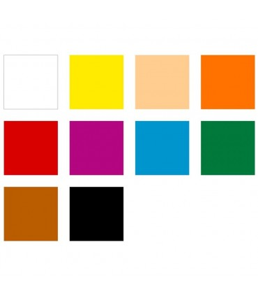 Noris set of 10 colors modelling clay 8420 C10