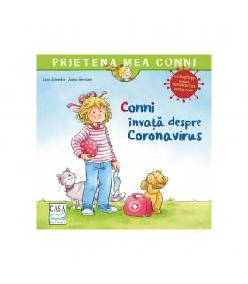 Conni învață despre Coronavirus