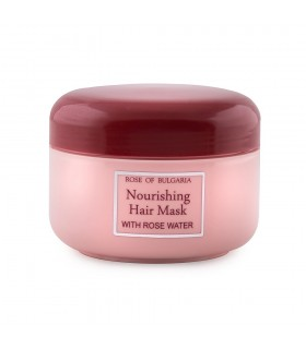 Nourishing hair mask, Rose of Bulgaria, 330ml