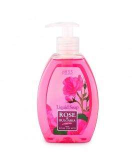 Liquid soap, Rose of Bulgaria, 300 ml